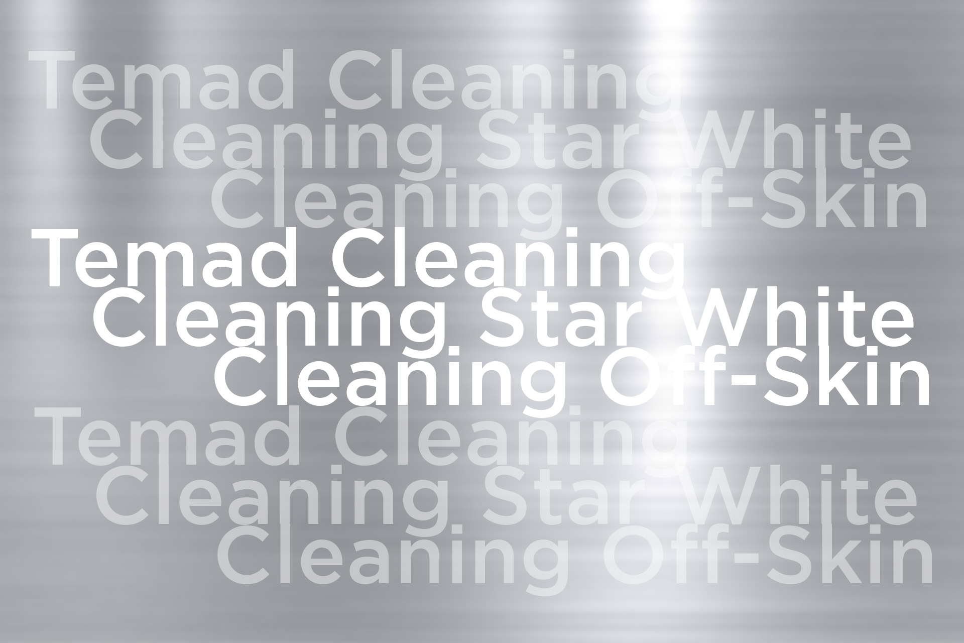 Introducing our Temad Cleaning